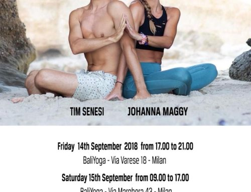 BaliYoga Event 14th September